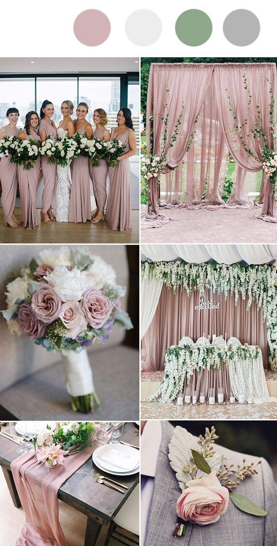Colori di nozze 2019: questi 10 colori saranno di tendenza!