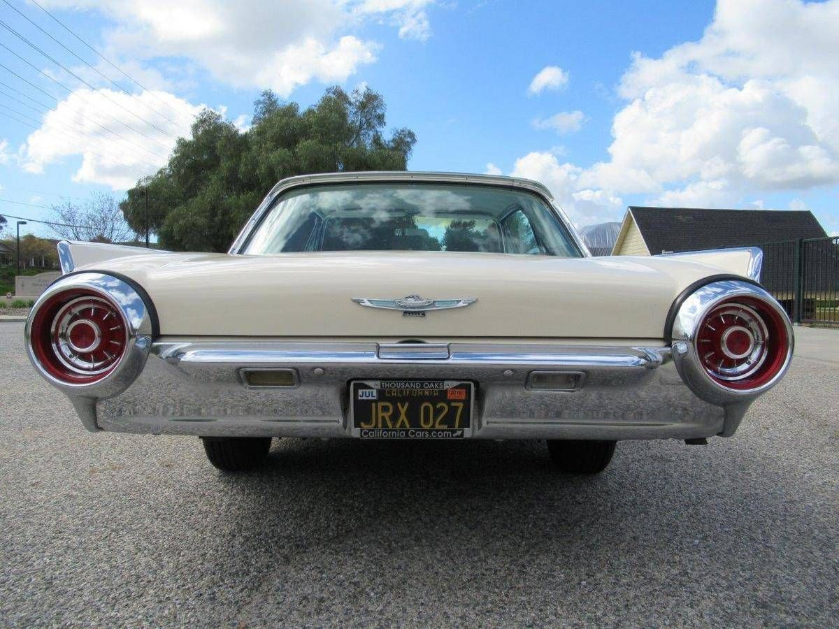 1963 Ford Thunderbird for sale 2240363 Hemmings Motor