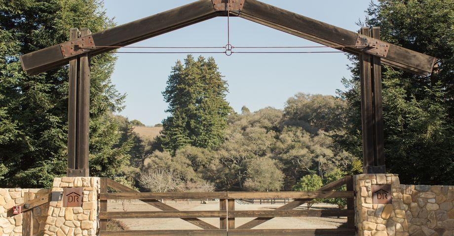 Devine Ranch In Aptos California West Coast Wedding