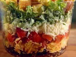Tex-Mex Salad from @Daughter-in-Law Diaries - unfamiliar with the dil diaries... might need to check that awesomeness out!