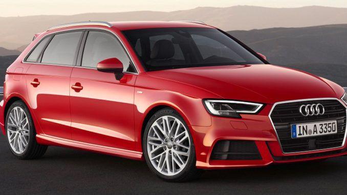 Audi A3 Dezentes Facelift Fur Die Ingolstadter Kompaktklasse Audi A3 Sportback Audi A3 Audi