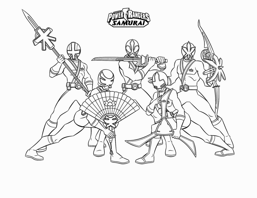 Power Rangers Coloring Pages To Print | Coloring Pages | Pinterest ...