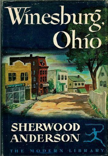 Slikovni rezultat za winesburg ohio first edition