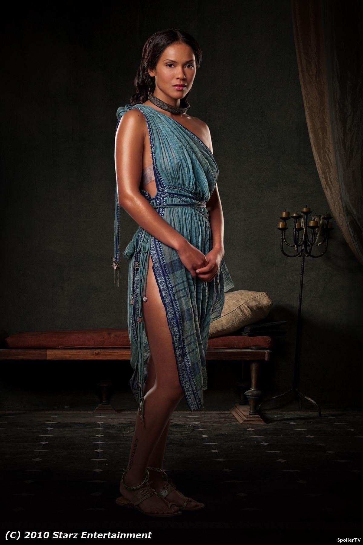 lesley-ann brandt (spartacus) | lucifer the cast | pinterest