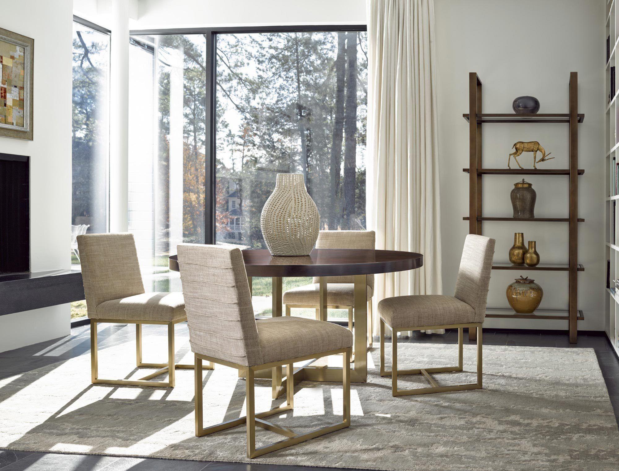 Modern Round Dining Room Set  Universal Furniture  Home Gallery Custom Universal Furniture Dining Room Set Inspiration Design