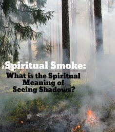 what does it mean when you see spirits
