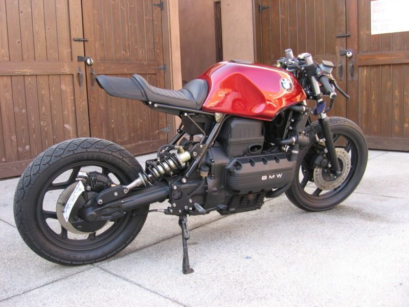 Bmw K100 Cafe Racer Restored Custom Cafe Racer Cafe Racer Bmw