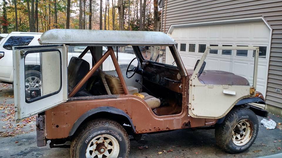 Cj5 Hardtop Swinging Sides Jeep Cj Jeep Cj5 Jeep