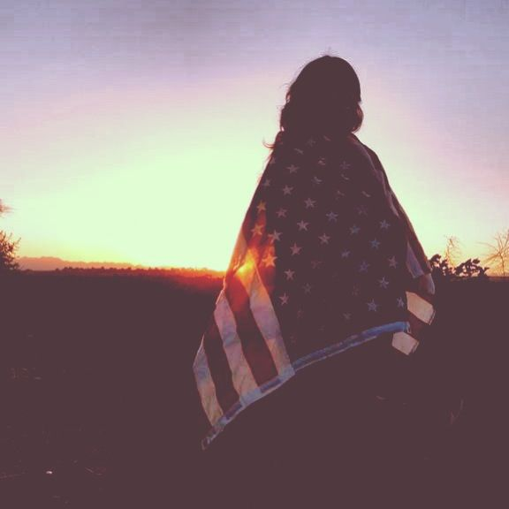 Not a professional picture or professional camera was used but I love this picture. I took these to send to my soldier while he is deployed