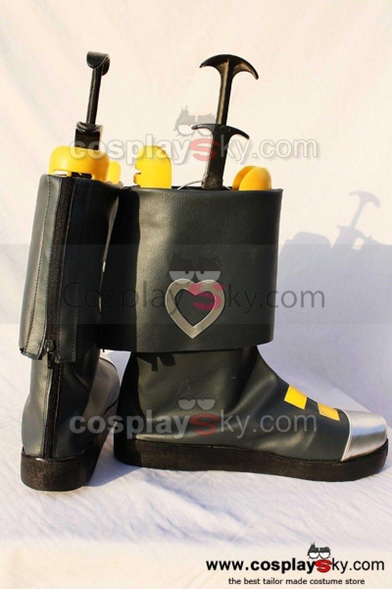 Starfox Fox McCloud Cosplay Boots Shoes Custom Made