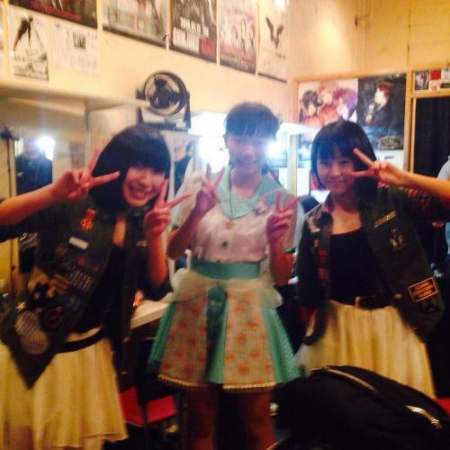 やっほーいちよのだよ  昨日は大阪新宿の2ステージありがとうございました 大阪のワンダーワールドでは慌ただしく帰ってし...
