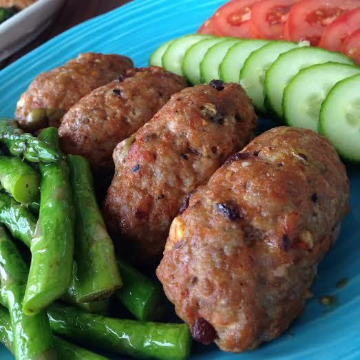 Paleolithic Recipes, Ground Beef