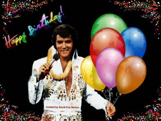 Mens Birthday Cards For Facebook ~ Elvis birthday cards for facebook birthday cards art