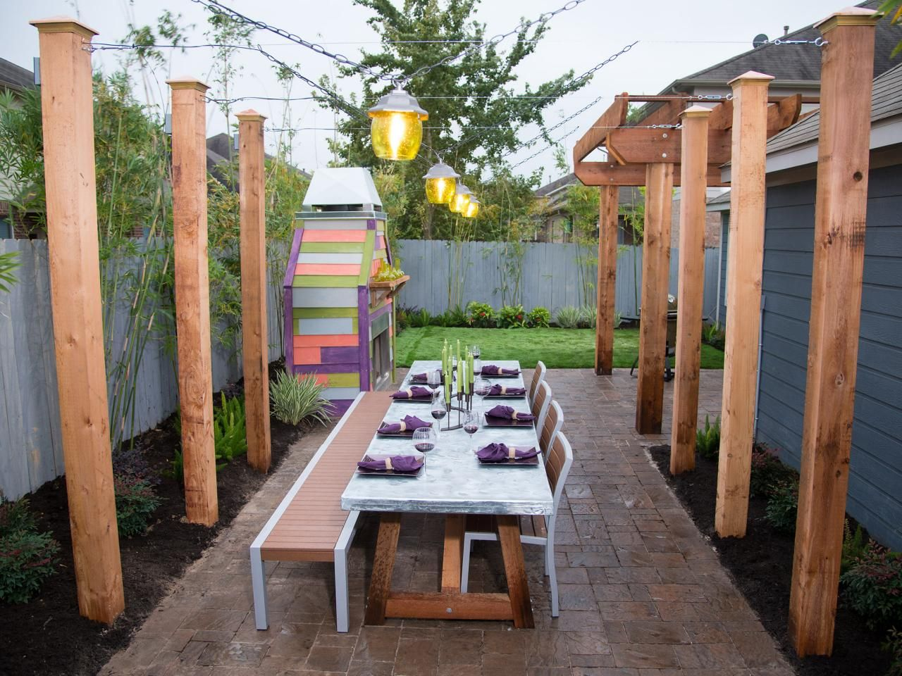 Eight Backyard Makeovers from DIY Networks Yard Crashers Yard