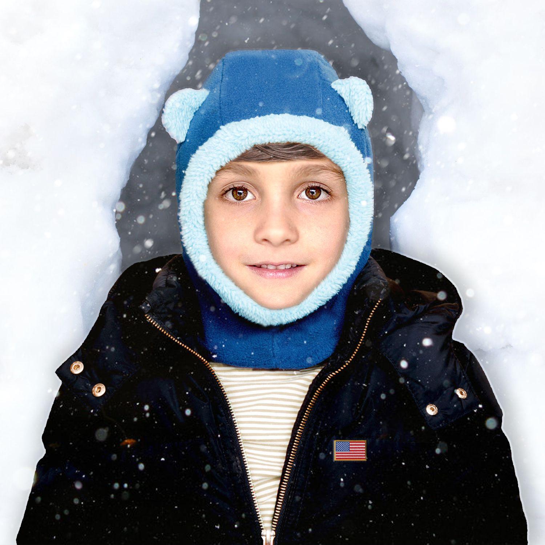 Our Cheeky Monkies Winter by Gubbo Headwear / Balaclava for kids is ...