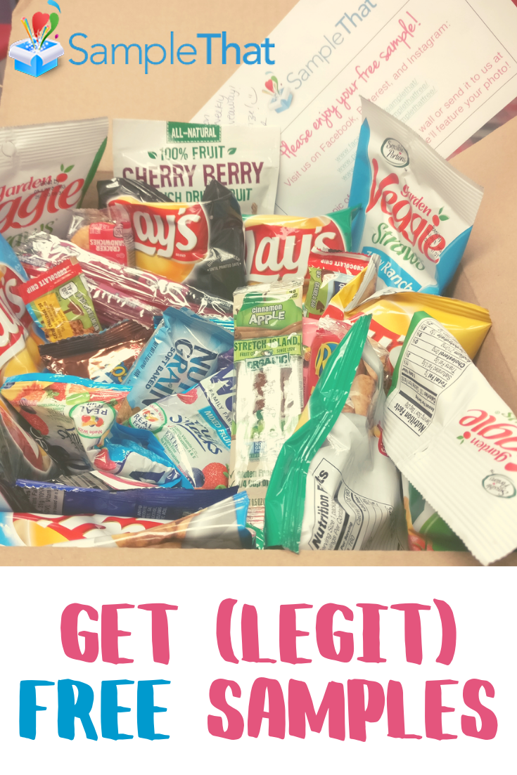 Idea By Madholly On Baking Free Snack Samples Freebies By Mail