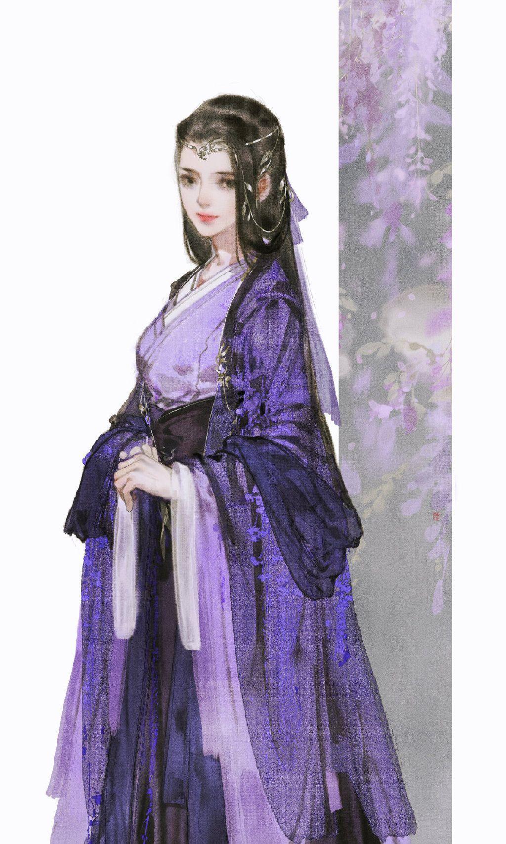 Ghim của 🍁Tahoo Hayee🍁 trên Cổ trang nữ (chinese art
