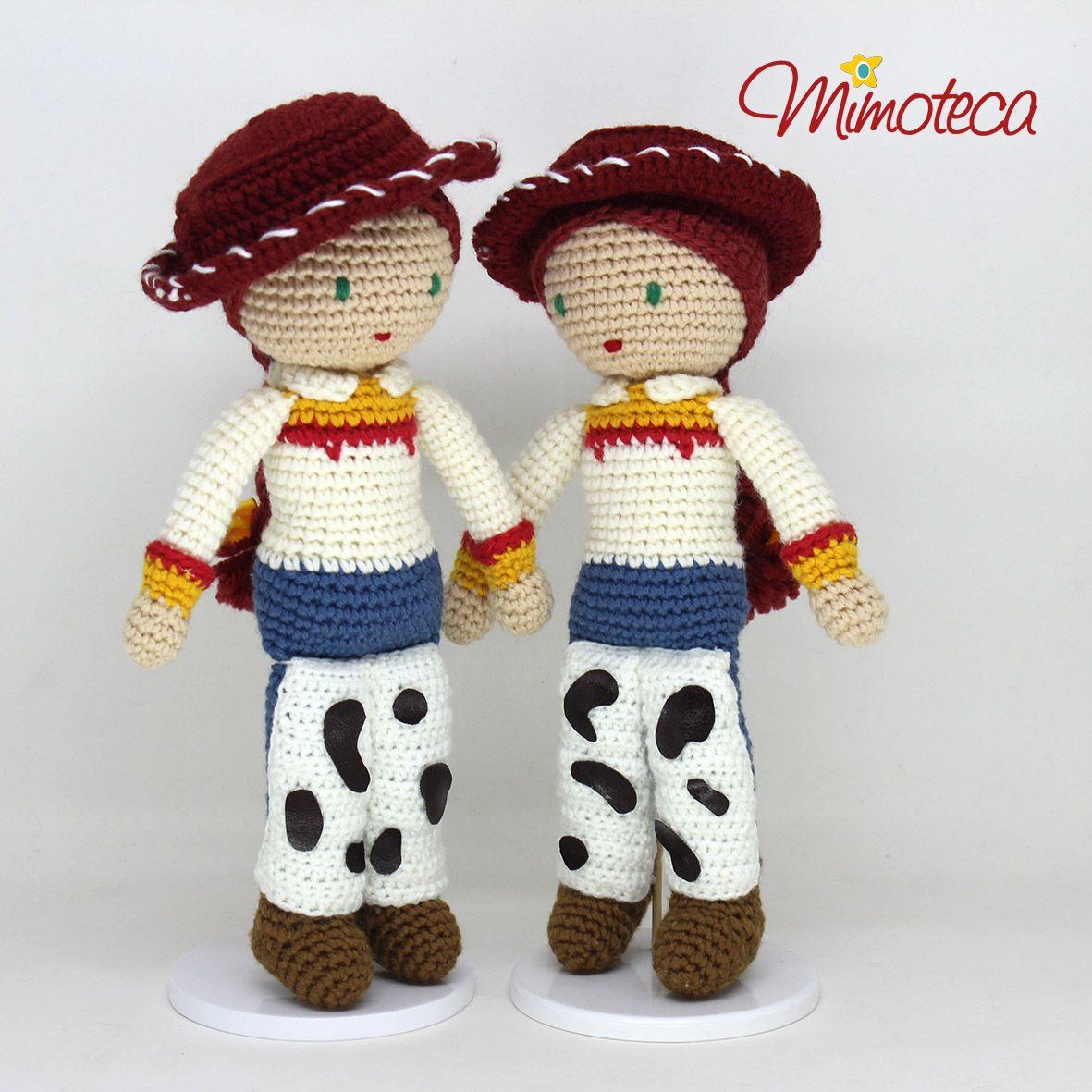 TOYSTORY Mimos personalizados em crochet! Queremos alcançar a sua ...