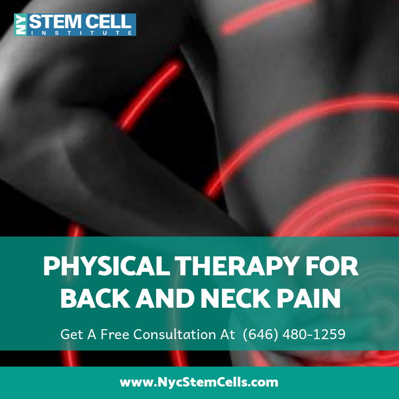NYC StemCell Institute can help treat your chronic pain that
