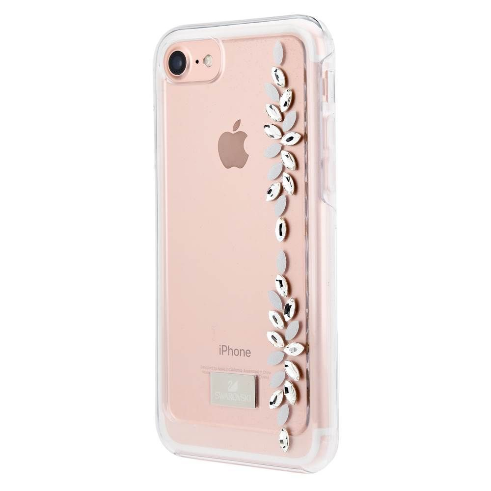 sports shoes 3652d 8468c Swarovski - Garden Hard Shell Case for Apple® iPhone® 7 - Silver ...