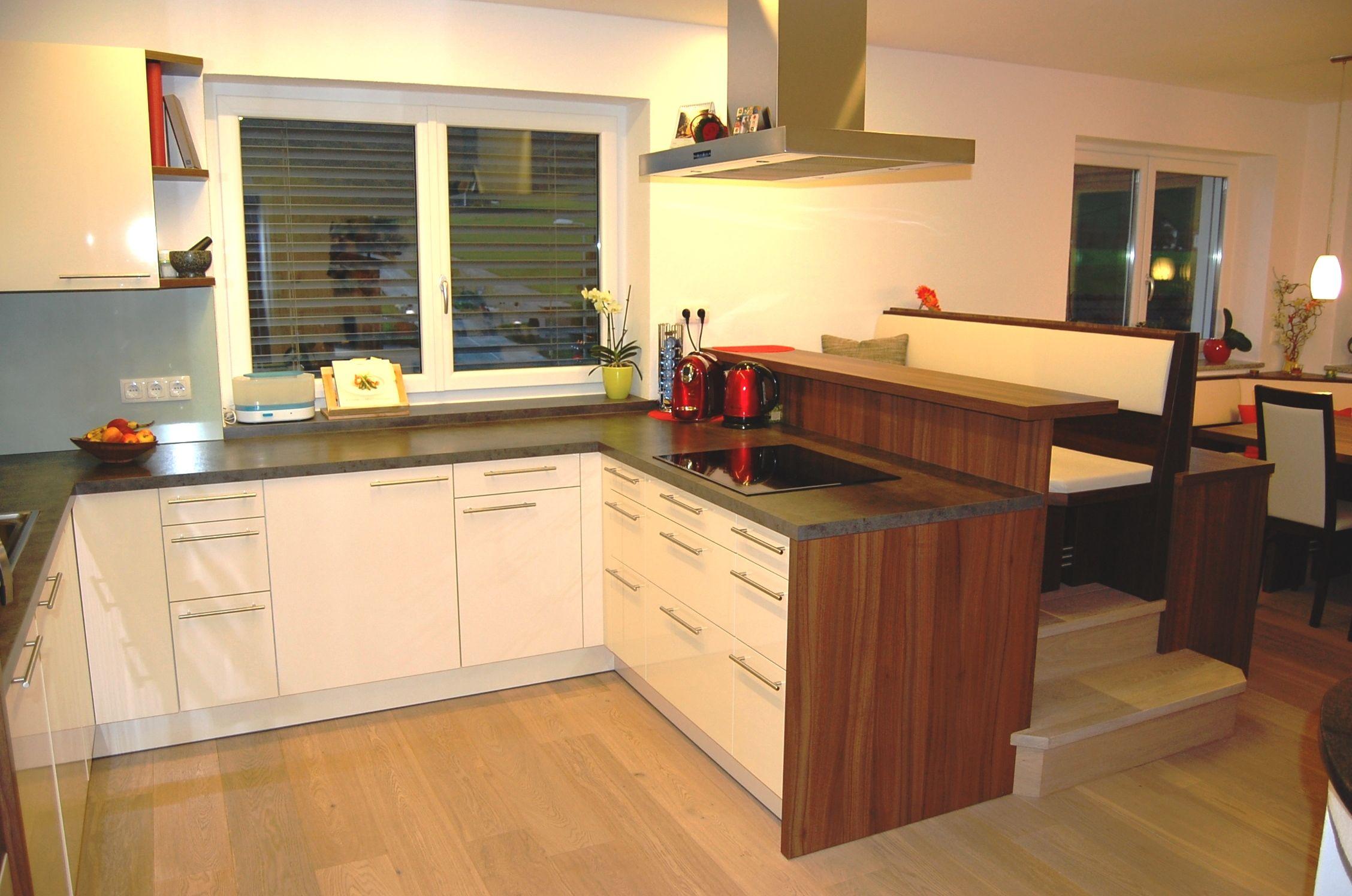 küche mit bartheke mit bank - Google-Suche | Küche | Pinterest ...