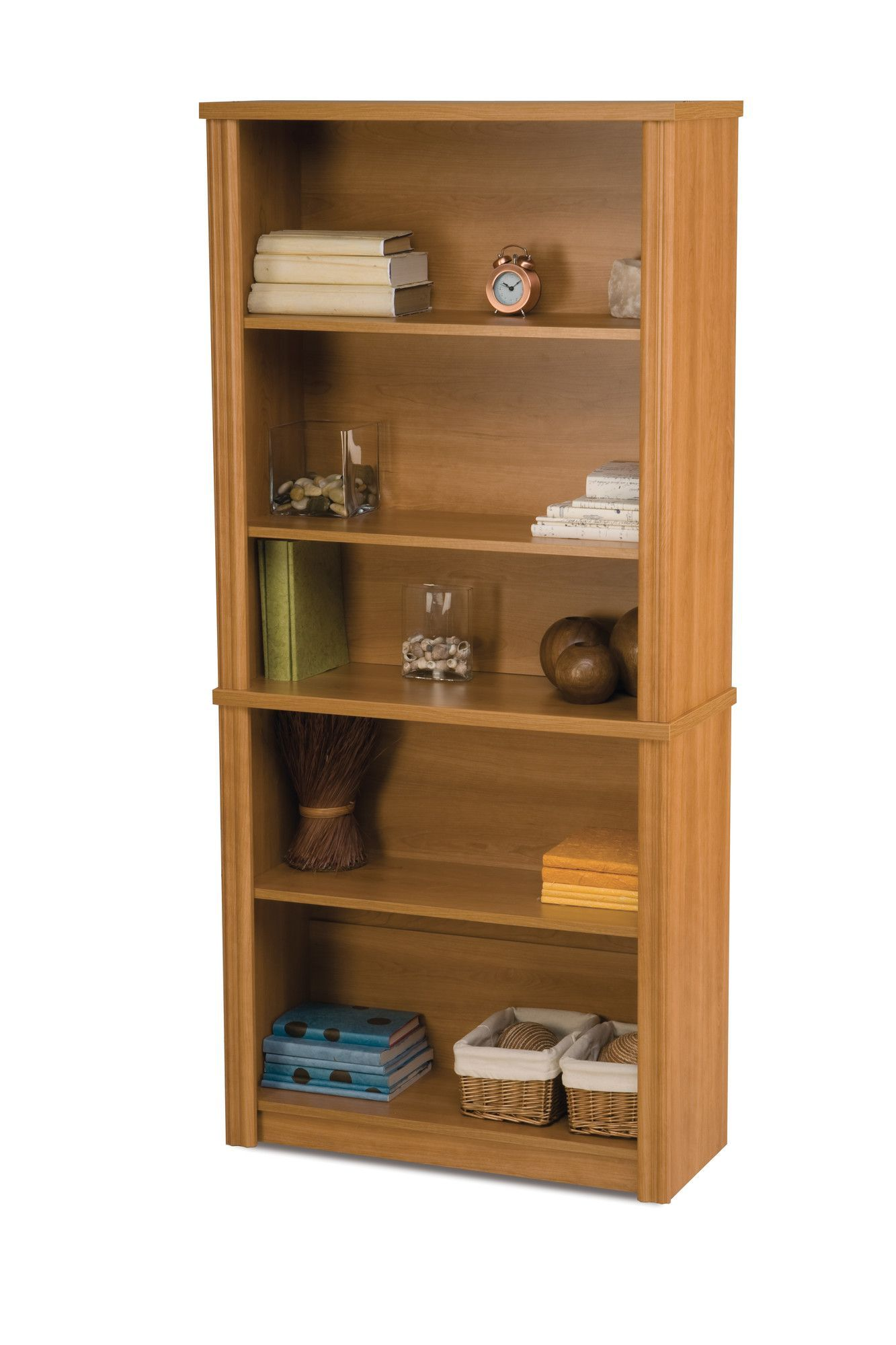 "Embassy 67"" Standard Bookcase"