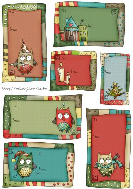 Christmas Note Owls_TO-FROM_byCatru.jpg
