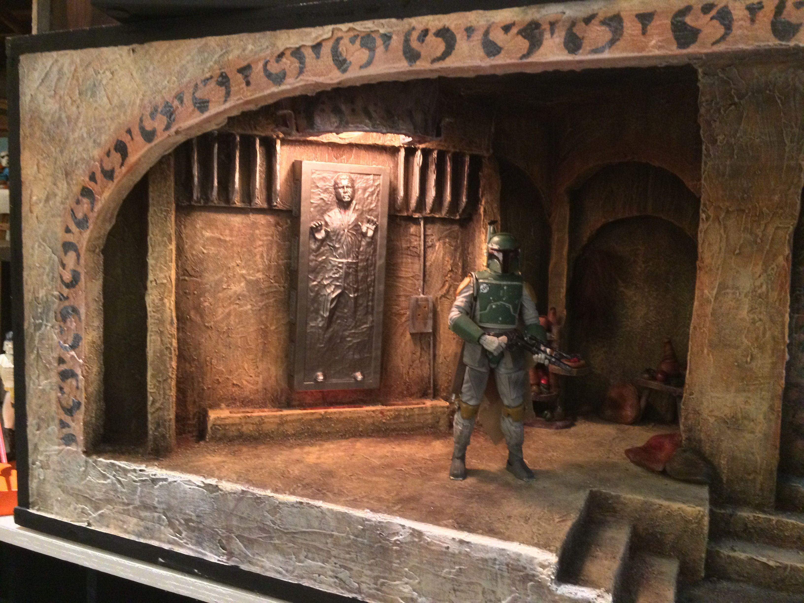 Jabba's Palace – JACKORAMA | Star Wars | Star wars toys, Star wars