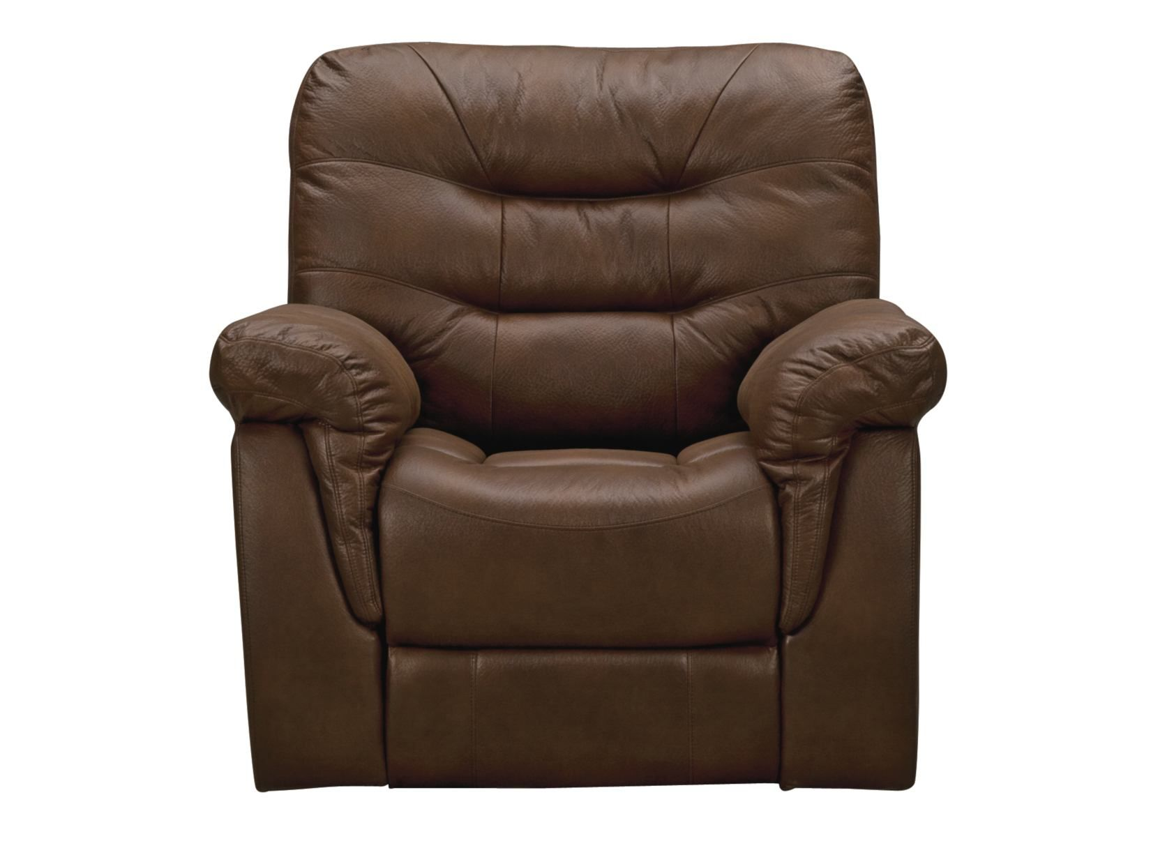 #ValueCityPinToWin Holton Brown Rocker Recliner - Value City Furniture