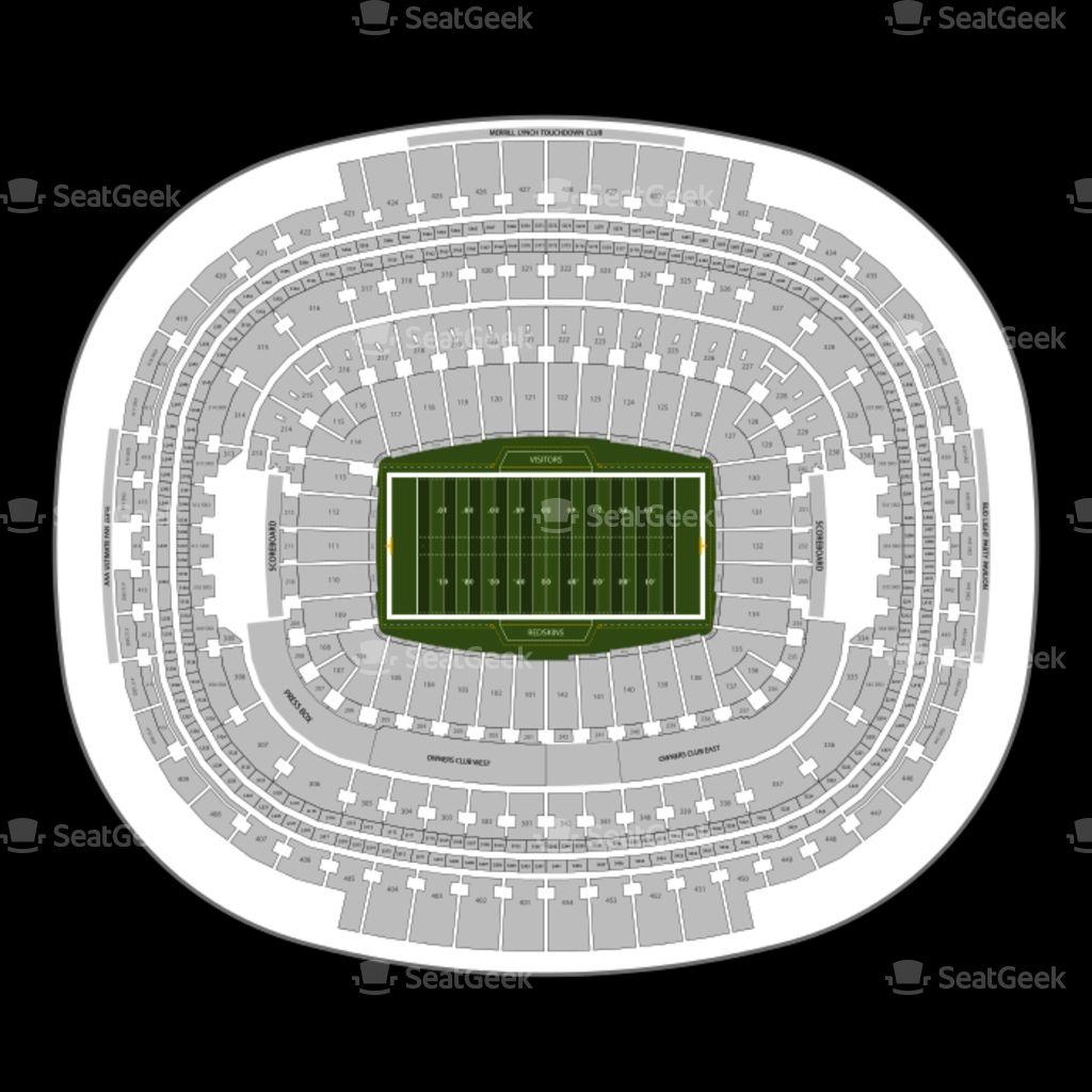 Washington Redskins Seating Chart Map Seatgeek Within Washington Redskins Seating Chart Washingtonredskinsseatingchart Washingtonredskinsseatingchartfedexfie En 2020