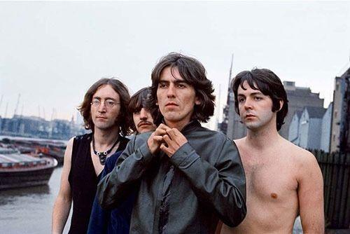 Inspiring Picture George Harrison John Lennon Paul Mccartney Ringo Starr The Beatles Find To Your Taste