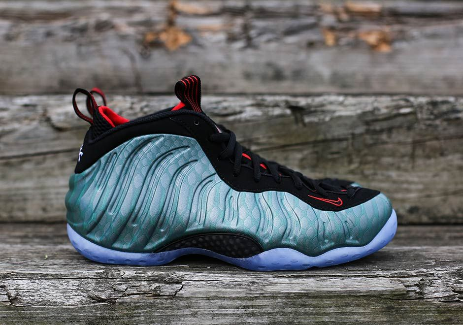 timeless design a0626 5d464 ... reduced the nike air foamposite one gone fishing releases this weekend  sneakernews b9974 aed98 ...