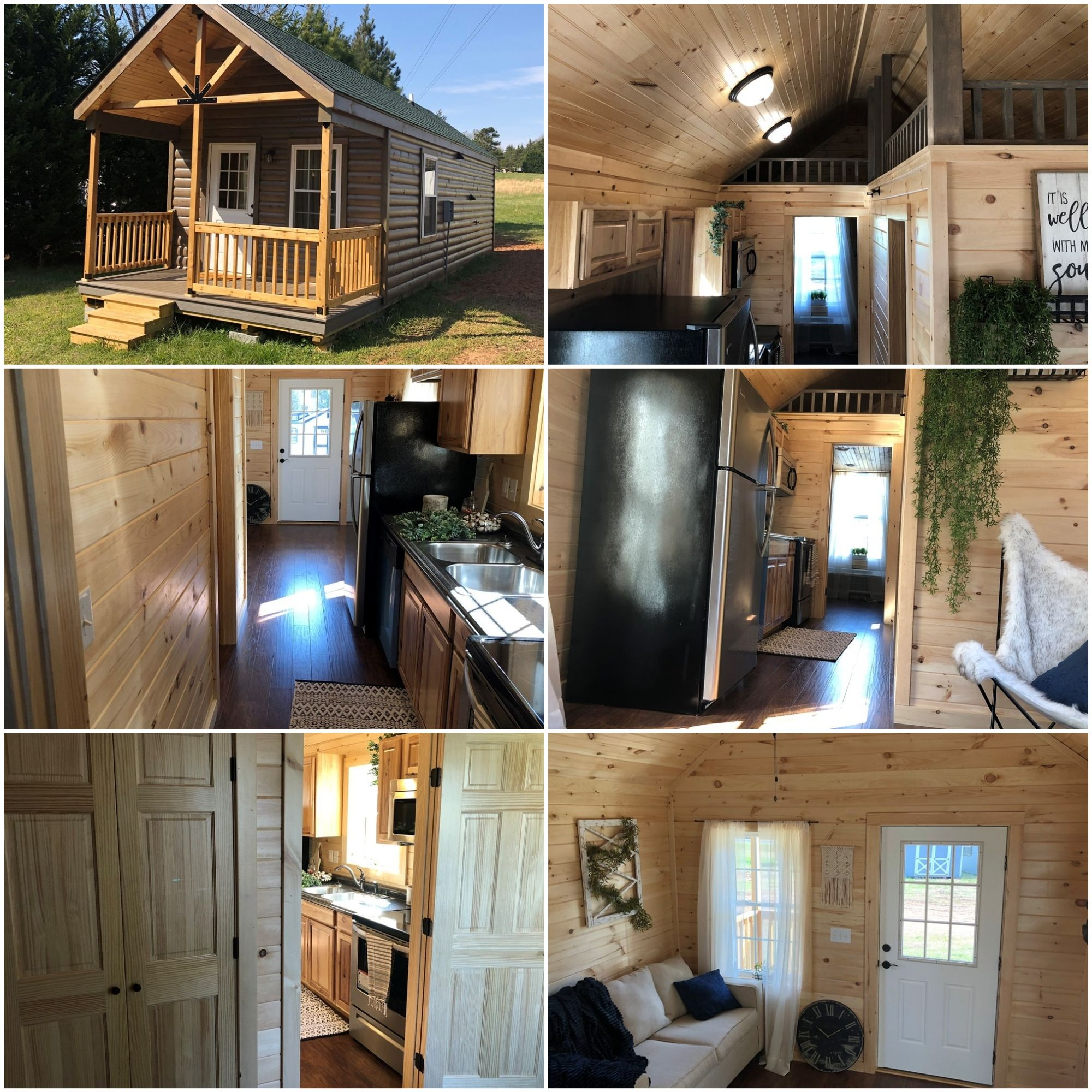 26x26 Tiny Home with Modular Certification  Best tiny house