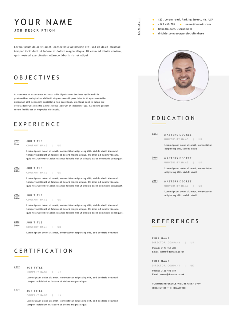 5 Retail Cv Examples How To Write The Best Retail Cv With Pictures Cv Examples Resume Examples Writing A Cv