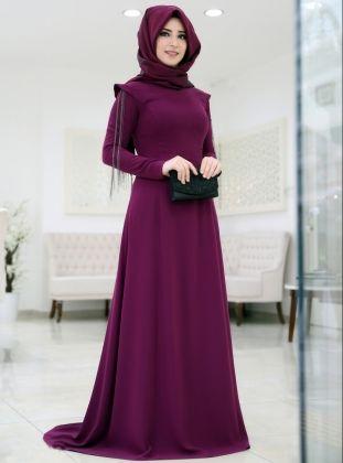 1837cdf6670a1 evening dresses muslim | hijab_حجاب | Pinterest | Elbise modelleri,  Müslüman modası ve Elbiseler
