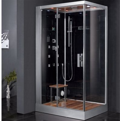 Eago Platinum Dz959f8 Steam Shower Enclosures Ariel Platinum