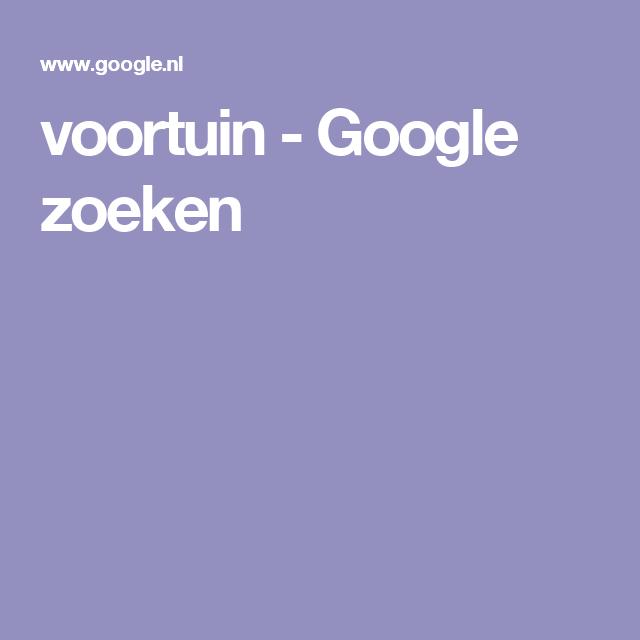 voortuin - Google zoeken
