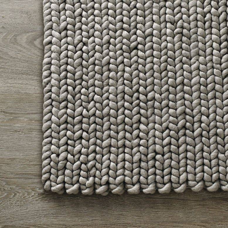 Braided Wool Rug The White Company