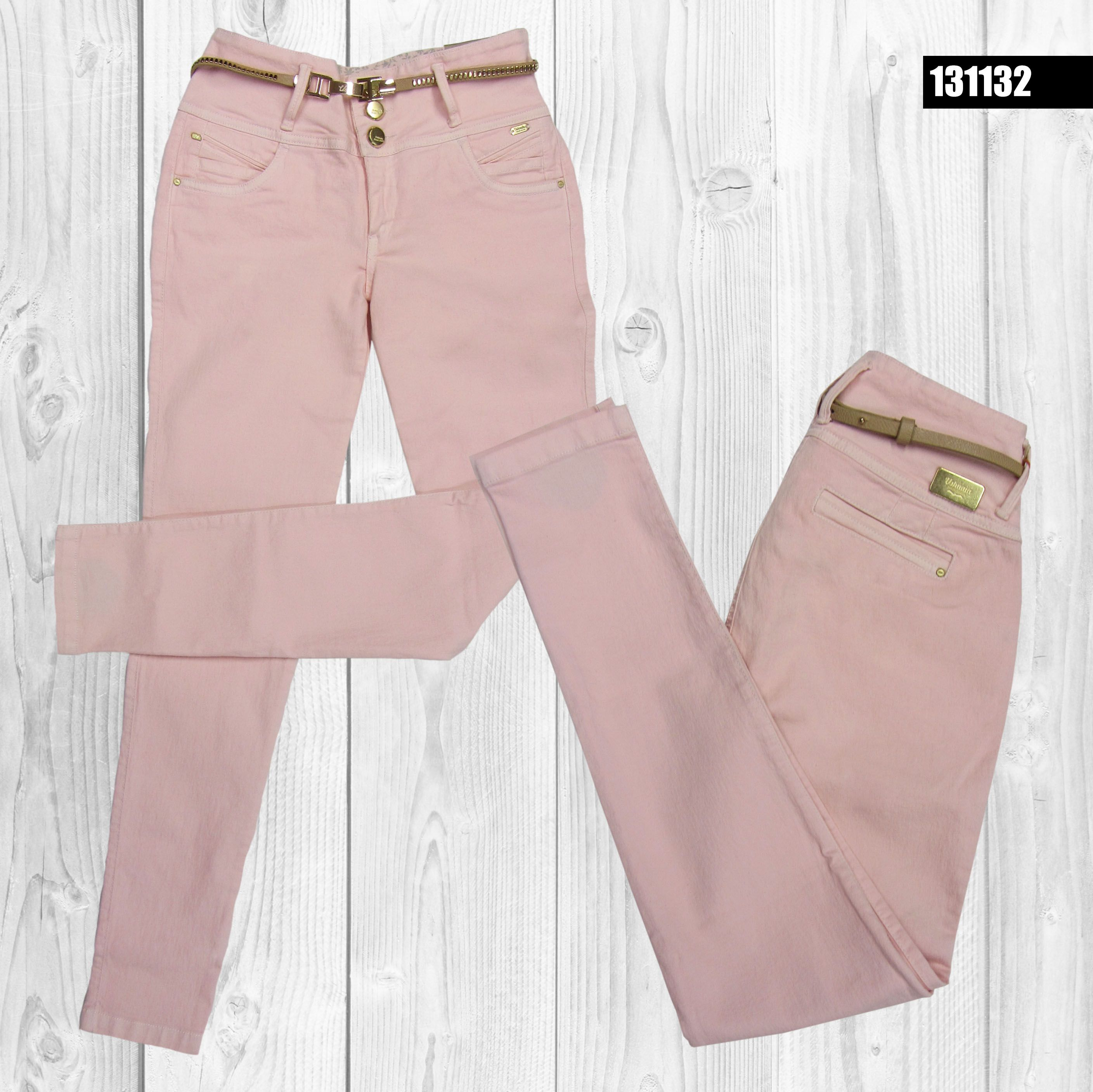 Pantalon Mujer Color Palo De Rosa 131132 Fashion Today Fashion Khaki Pants