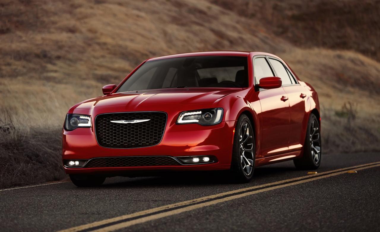 2015 Chrysler 300c Platinum Red Wallpapers HD
