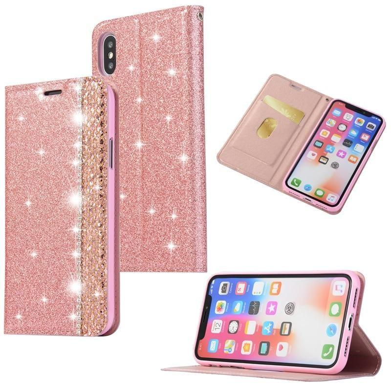 glitter glip iphone 7 case