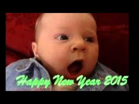 Happy New Year 2015 Video For Facebook Status Funny Quotes Messages ...