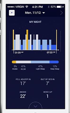 The Aura Alarm Clock Hacks Your Circadian Rhythm To Help You Sleep