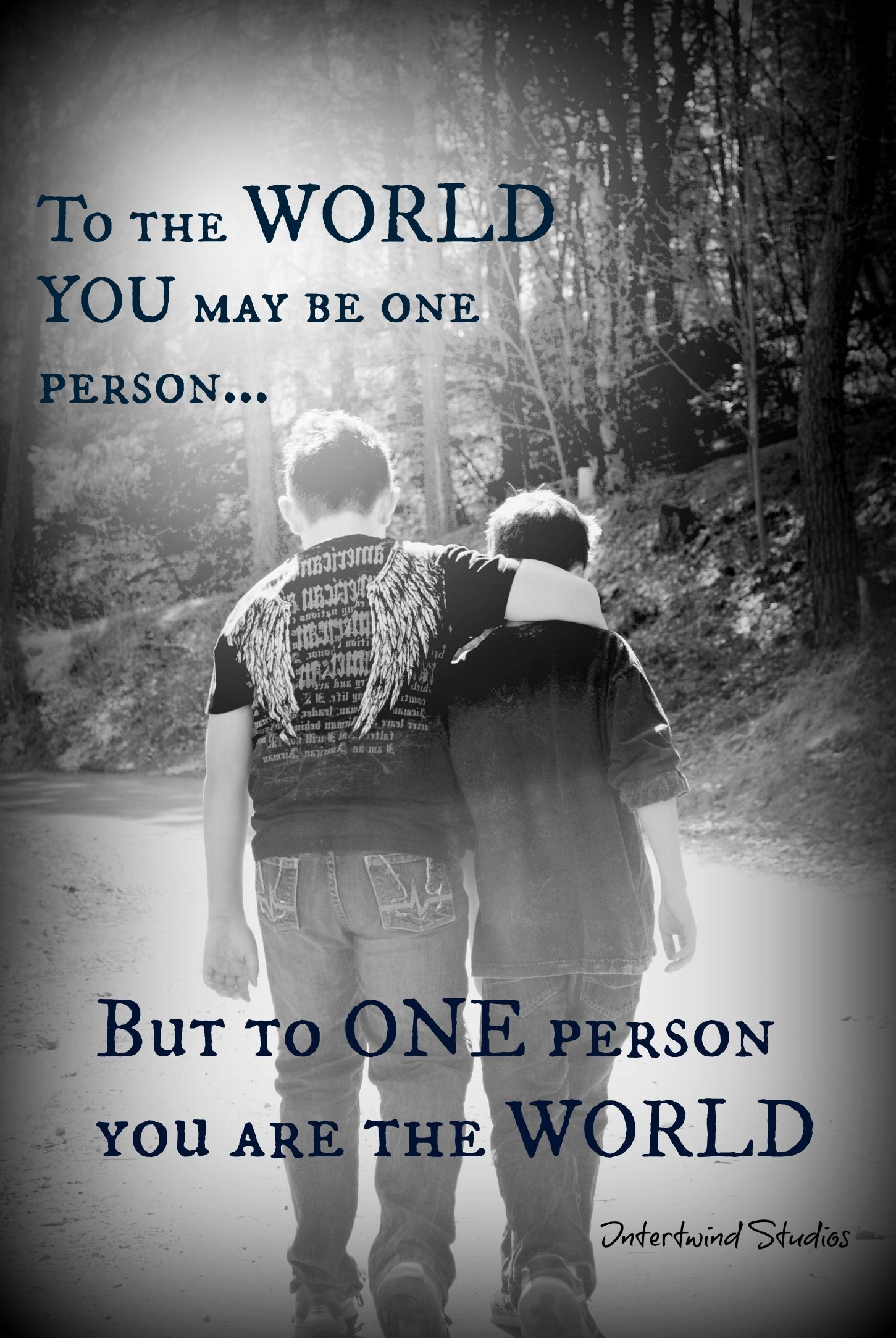 Because this is so true...  Photo taken by Intertwined Studios