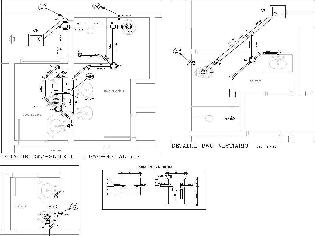 Projeto Esgoto Pesquisa Google Instalacoes Hidraulicas Esgoto Encanamento Banheiro