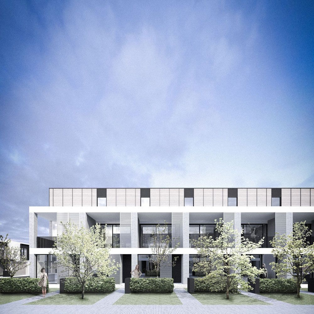 Latest Melbourne Townhouse Concepts