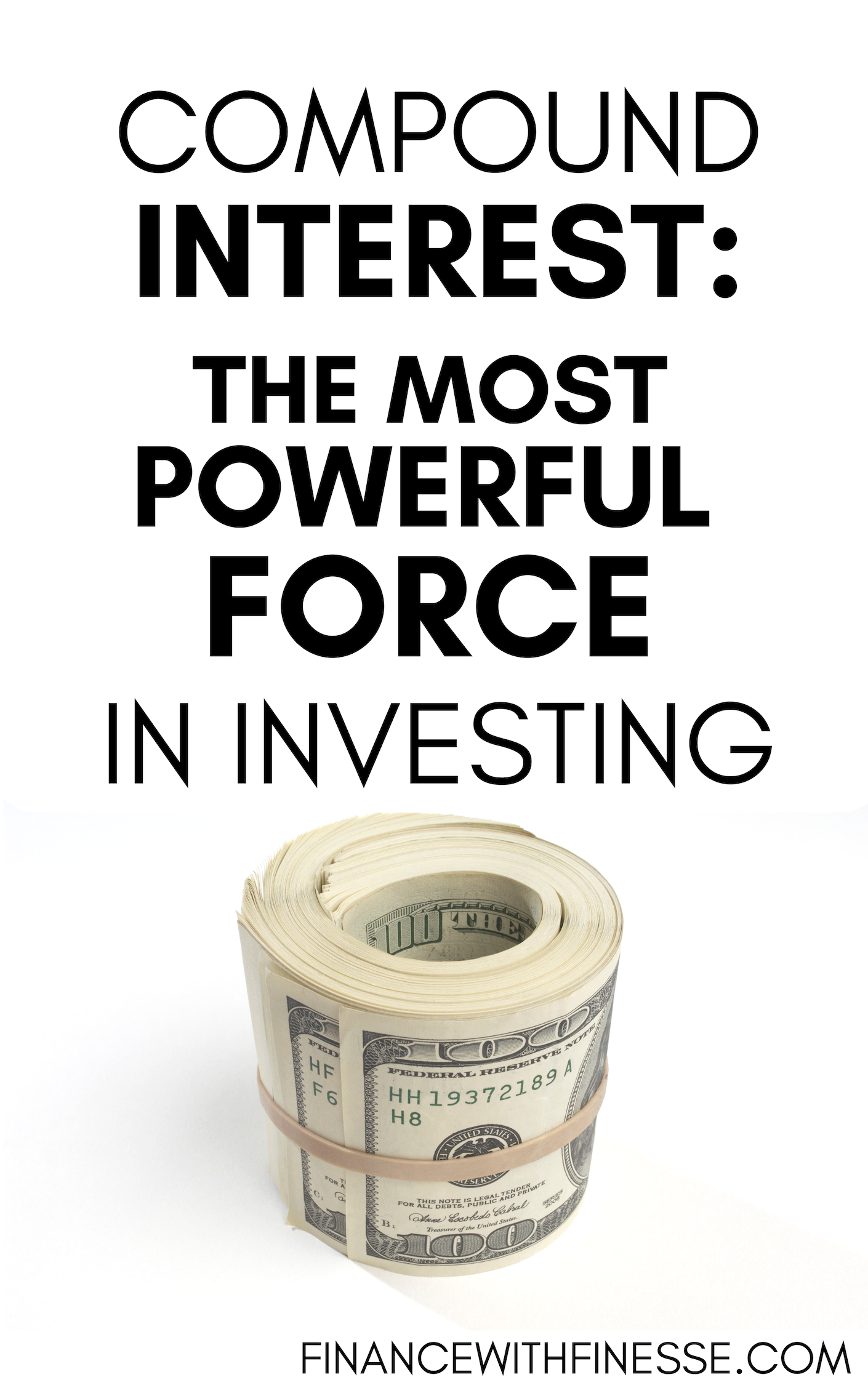 Quickest Way To Financial Freedom Is With Compounding Interest Dividend Investing Investing Investing Money