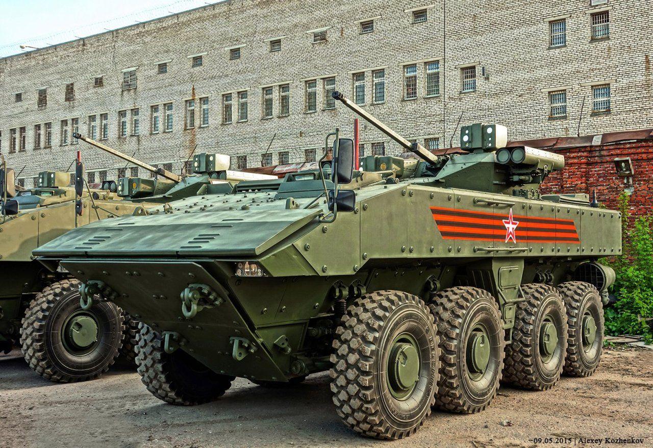 Фото боевых машин россии