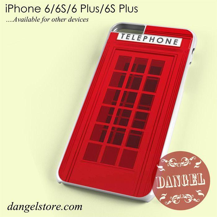 Public Telephone Phone Case for iPhone 6/6s/6 Plus/6S Plus