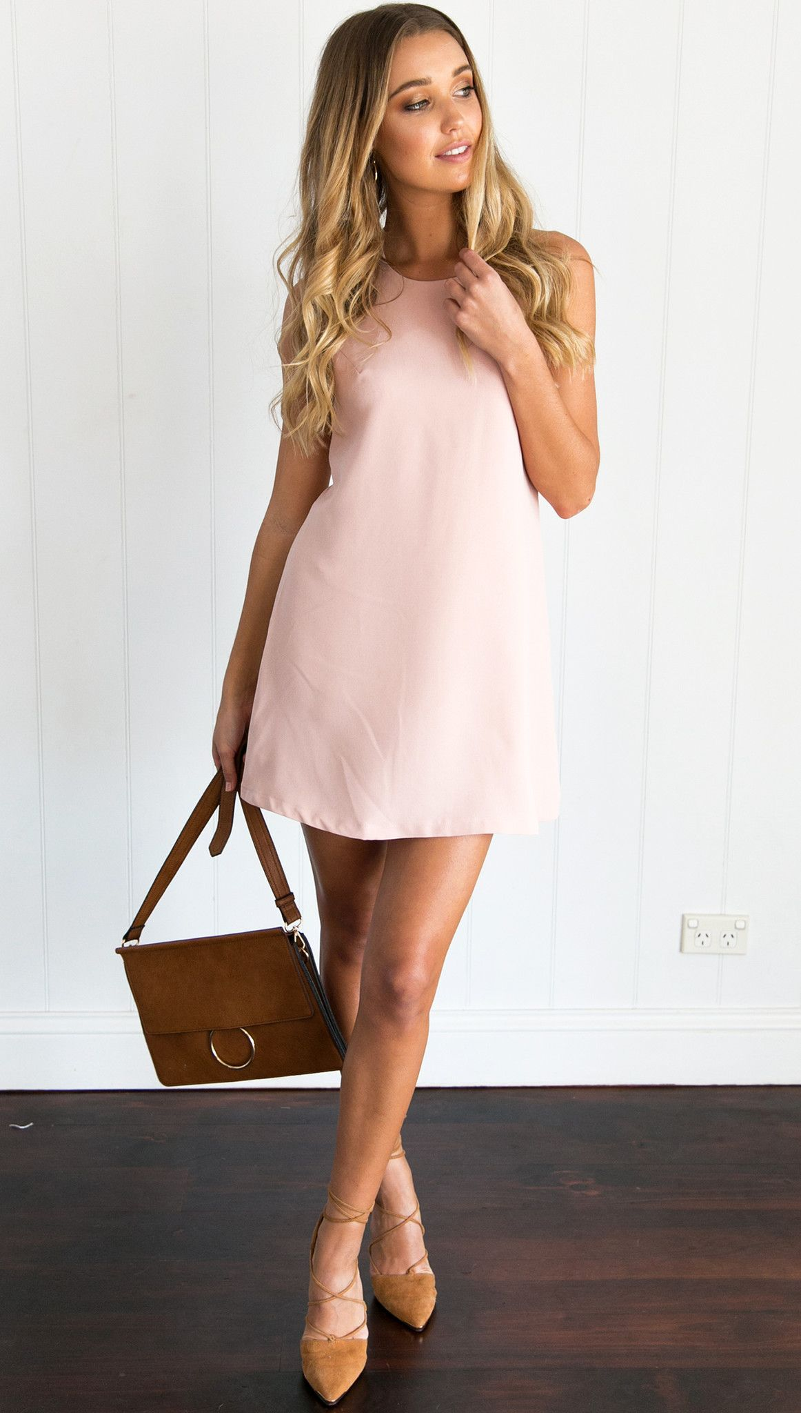 Generation Dress (Blush)